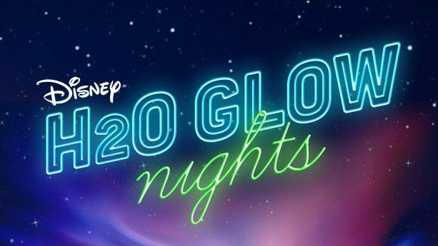Disney H2O Glow Nights at Disney's Typhoon Lagoon Water Park