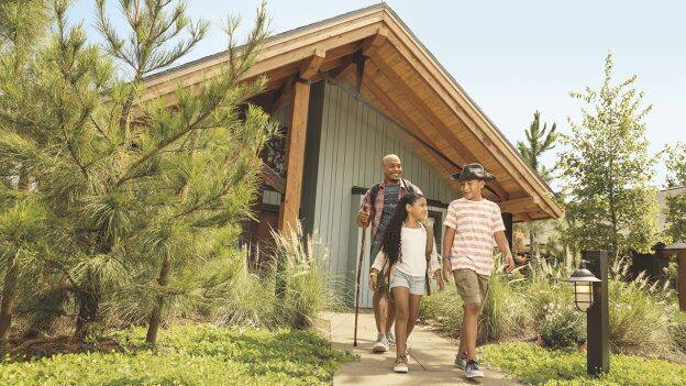 Disney's Copper Creek and Cabin Villas