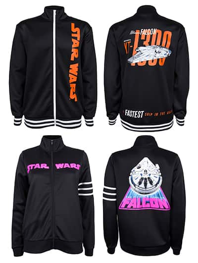 New Star Wars Jackets Merchandise