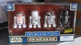 Droid Factory Action Figures Four Pack - Star Wars