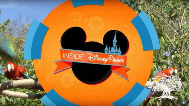 'Inside Disney Parks' - Disney's Animal Kingdom Episode