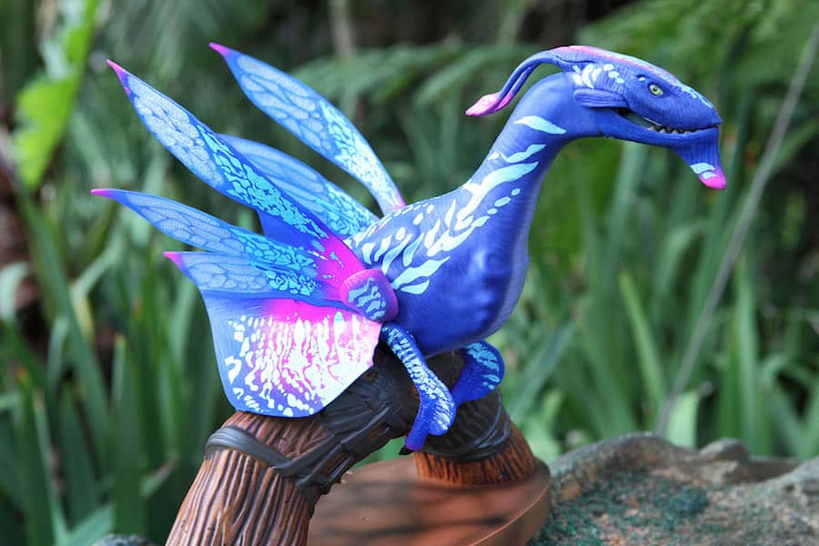 Limited Release Banshee from Pandora – The World of Avatar