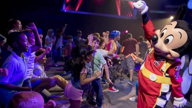 'Disney Junior Dance Party!'