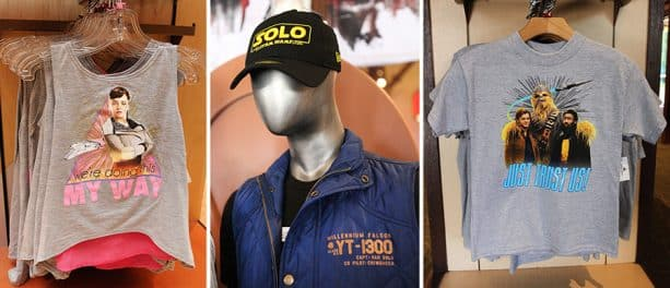 New Star Wars Merchandise, Hats and Tees