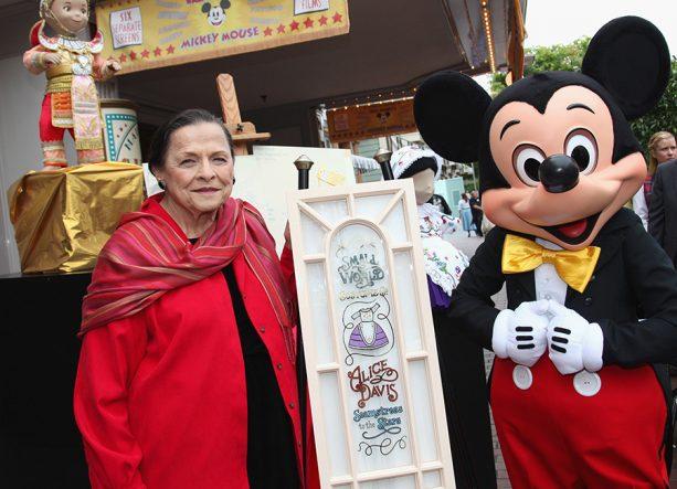 Alice Davis from the Disneyland Resort