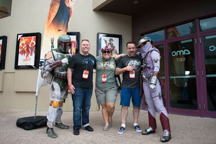 Disney Parks Blog 'Solo: A Star Wars Story' Meet-up