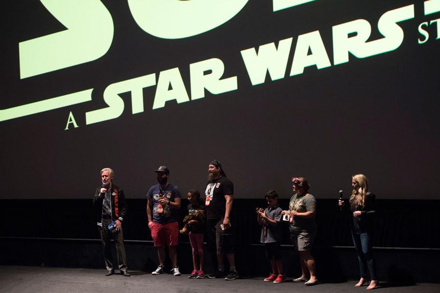 Disney Parks Blog 'Solo: A Star Wars Story' Meet-up Wookiee Roar challenge