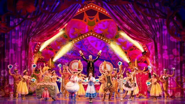 BEAUTY AND THE BEAST Musical at Shanghai Disney Resort