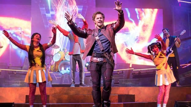 The Guardians of the Galaxy – Awesome Mix Live! at Walt Disney World Resort
