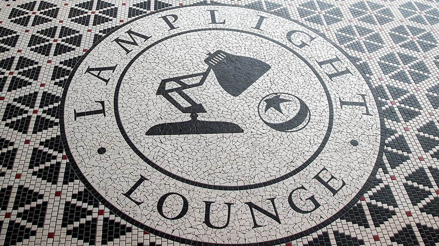 Lamplight Lounge at Disney California Adventure park