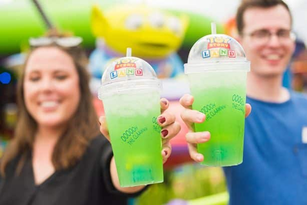 Mystic Portal Punch at Woody's Lunch Box at Toy Story Land at Disney's Hollywood Studios