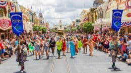 Disney Bounding guests celebrate the 65th anniversary of Disney's 'Peter Pan' at Magic Kingdom Park