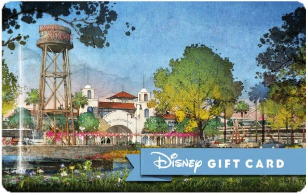 Father's Day Gifts at Disney Springs - Gift Card