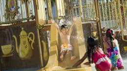 Kids Pool at Disney's Grand Floridian Resort & Spa