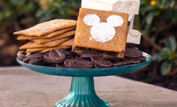 S'mores at The Ganachery for Disney Springs Brews and BBQ