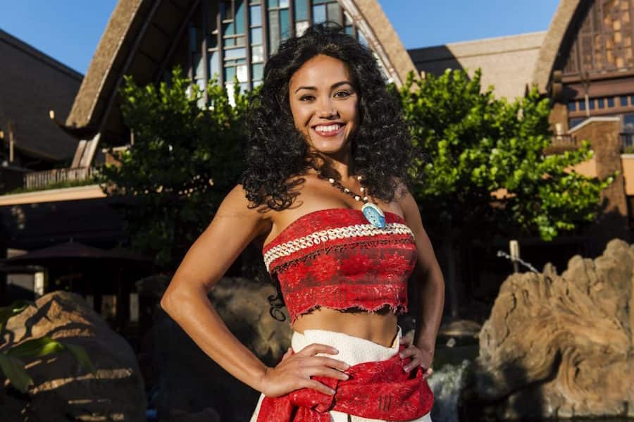 Moana at Aulani, a Disney Resort & Spa