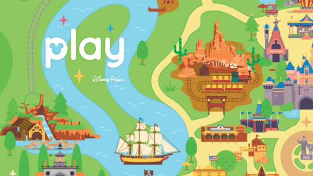 New Disney ParkPlay Disney Parks app