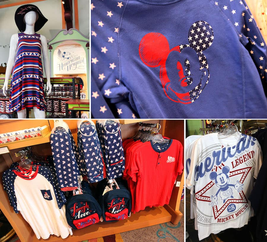 Star-Spangled Americana Hats Available at Disney Parks