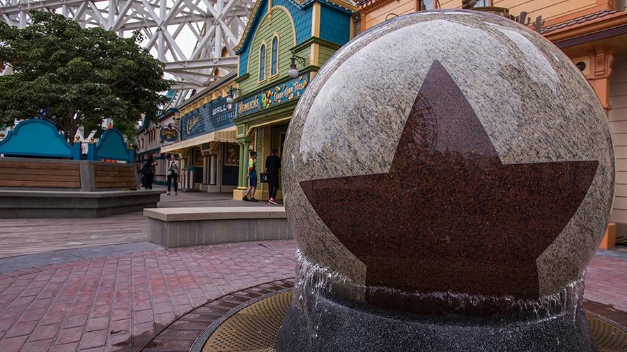 Pixar Pal A Round at Pixar Pier at Disney California Adventure park
