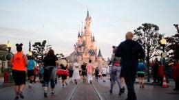 Disneyland Paris Magic Run Weekend