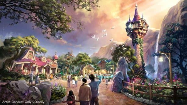 Largest Ever Tokyo Disneysea Expansion Brings A New Themed Port In 2022 Disney Parks Blog