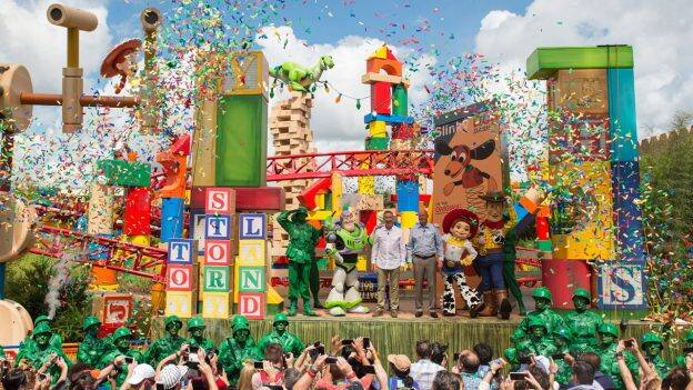 Toy Story Land Officially Opens Today At Disney S Hollywood Studios