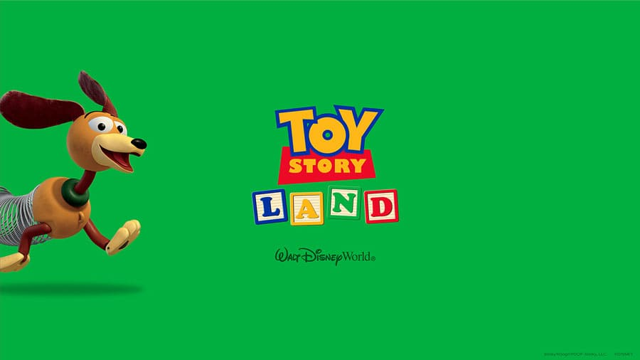Download Our Toy Story Land Inspired Wallpapers Now
