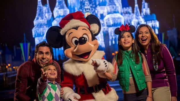 Christmas in July at the Walt Disney World Resort
