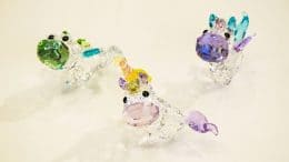 Crystal Creations from Crystal Arts by Arribas Brothers (Disney Springs Marketplace)