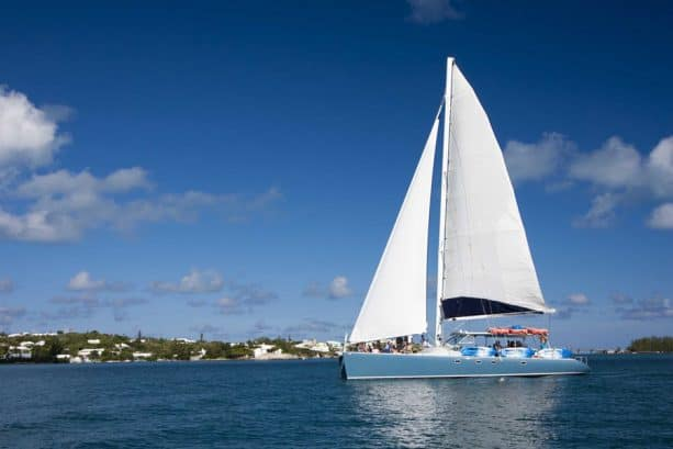 Rising Son Catamaran Swim and Snorkel Port Adventure in Bermuda with Disney Cruise Line