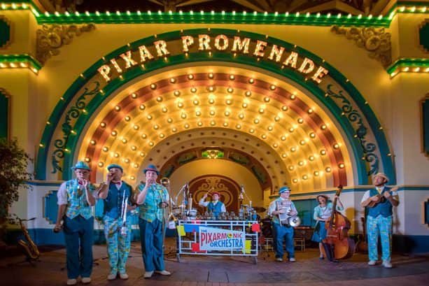 Pixar Promenade with the Pixarmonic Orchestra