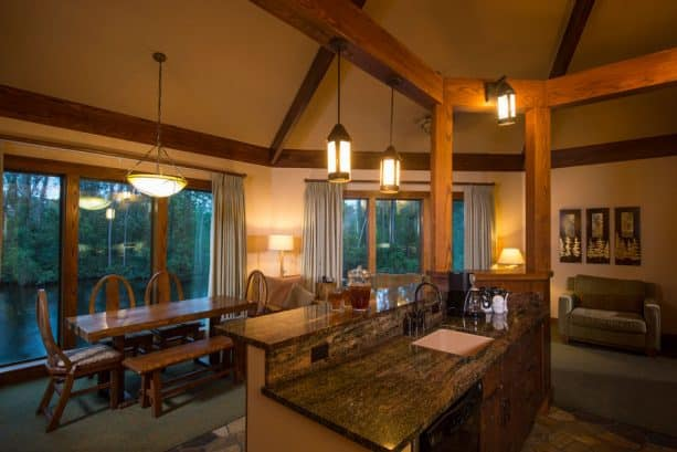 Treehouse Villas at Disney's Saratoga Springs Resort & Spa