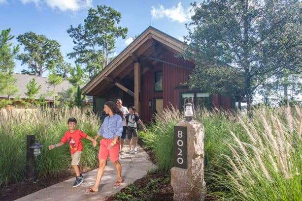 Copper Creek Villas & Cabins at Disney's Wilderness Lodge