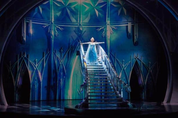'Frozen – Live at the Hyperion' at Disney California Adventure park