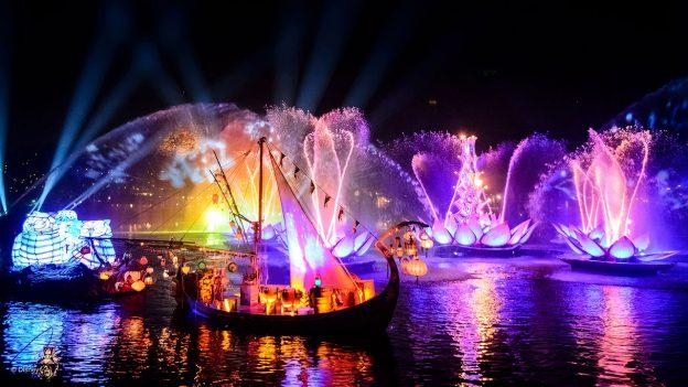 Rivers of Light at Disney's Animal Kingdom Theme Park