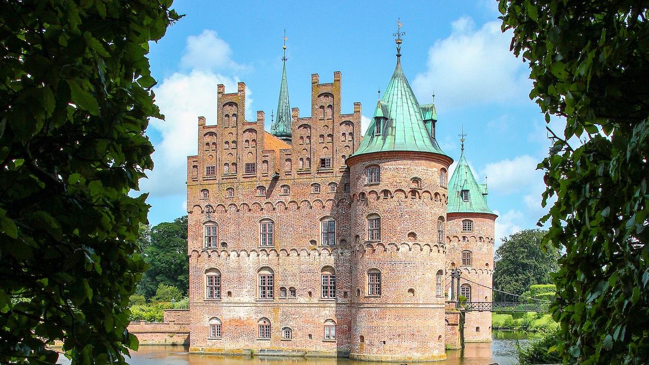 Egeskov Castle - Denmark