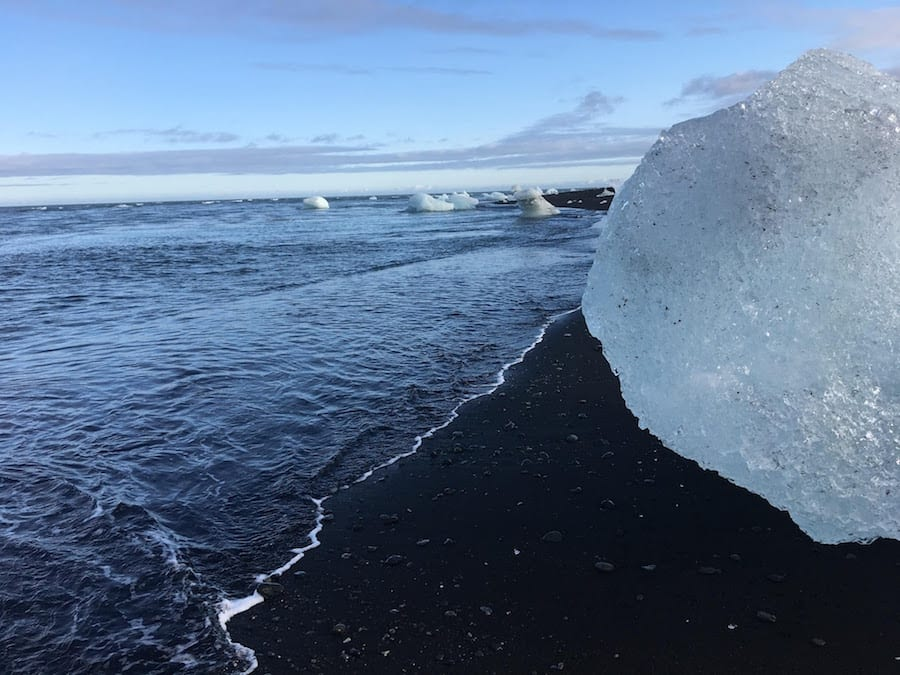 Glaciers on Adventures by Disney Iceland Vacation