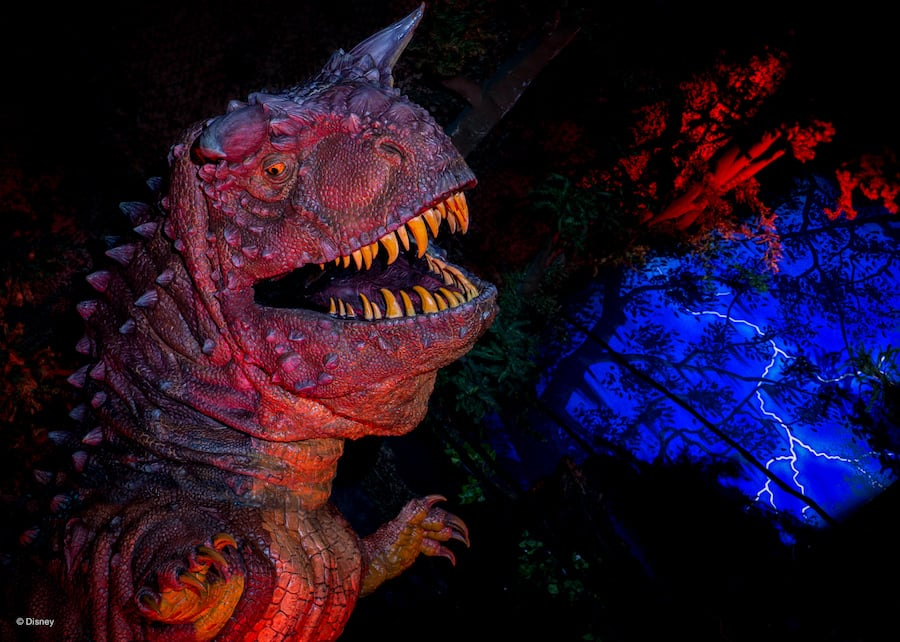 PhotoPass Picture from DINOSAUR at Disney's Animal Kingdom