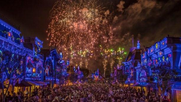 Together Forever – A Pixar Nighttime Spectacular