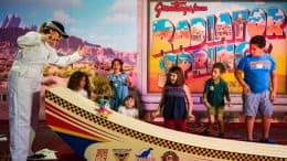 Pixar Play Zone at Disney's Contemporary Resort - Radiator Springs Racetrack