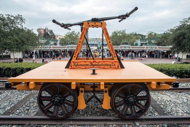 Kalamazoo Handcar