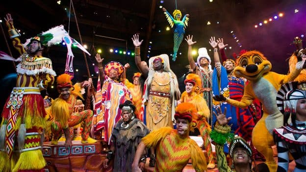 Festival of the Lion King Signature Dining Packages at Disney's Animal Kingdom Theme Park