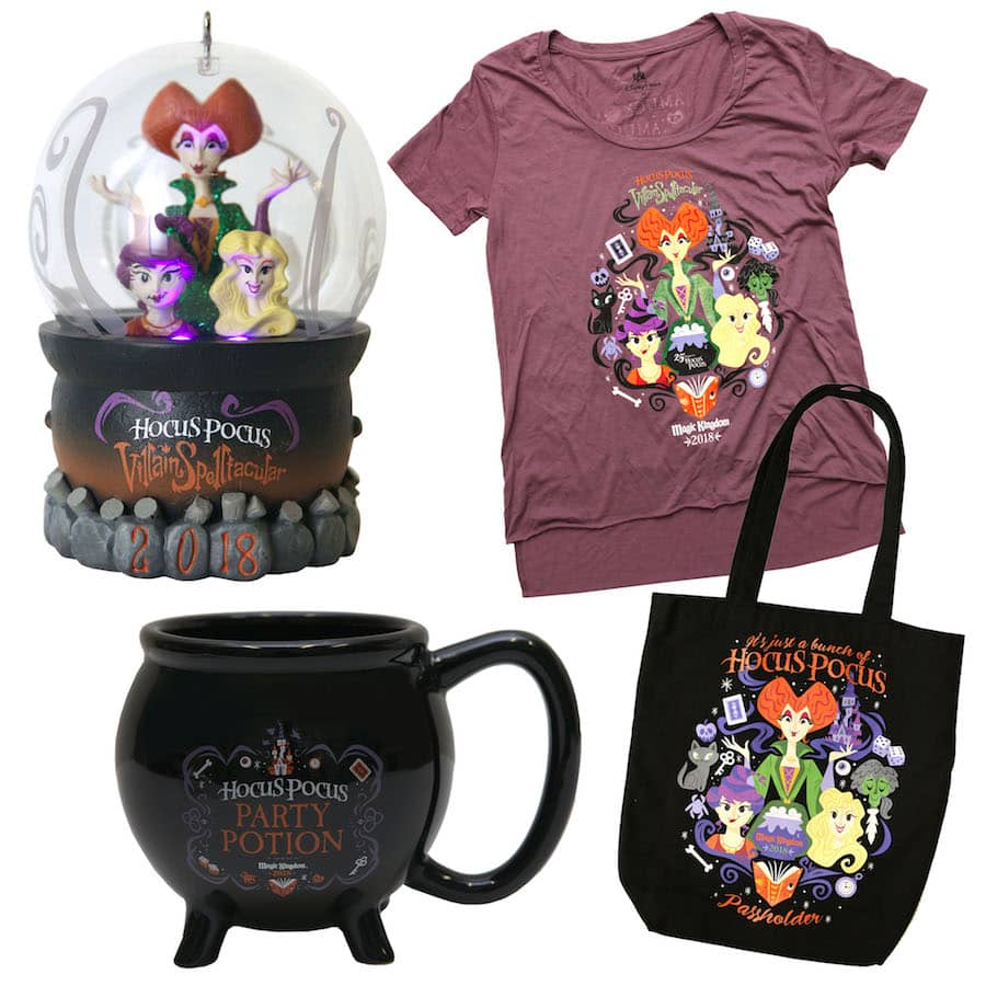 'Hocus Pocus'-Inspired Products