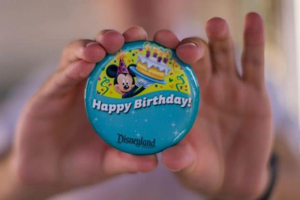 Five Magical Ways to Celebrate Birthdays at the Disneyland Resort