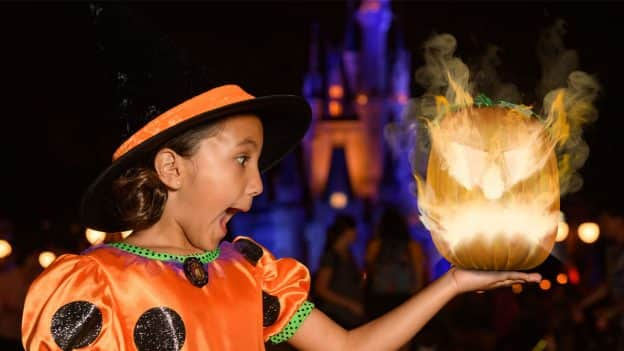 Exclusive Photo Opportunities During Mickey's Not-So-Scary Halloween Party
