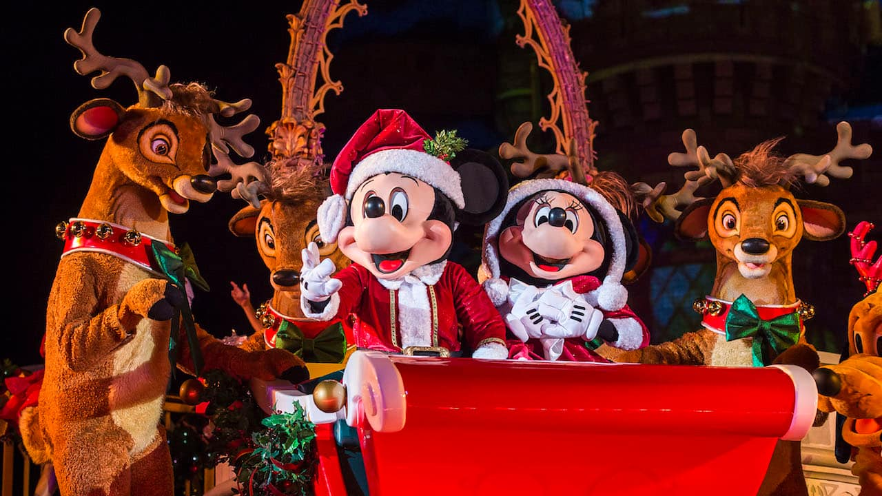 mickeys most merriest celebration during mickeys very merry christmas party - Mickeys Christmas