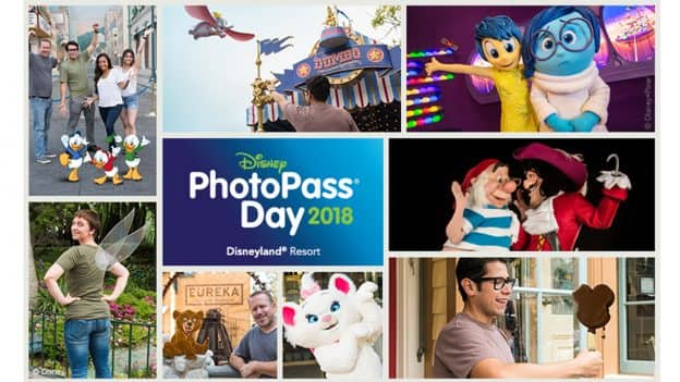 Disney PhotoPass Day at Disneyland Resort