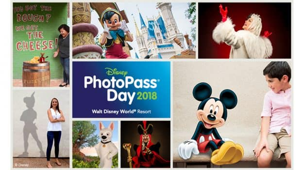 Disney PhotoPass Day at Walt Disney World Resort
