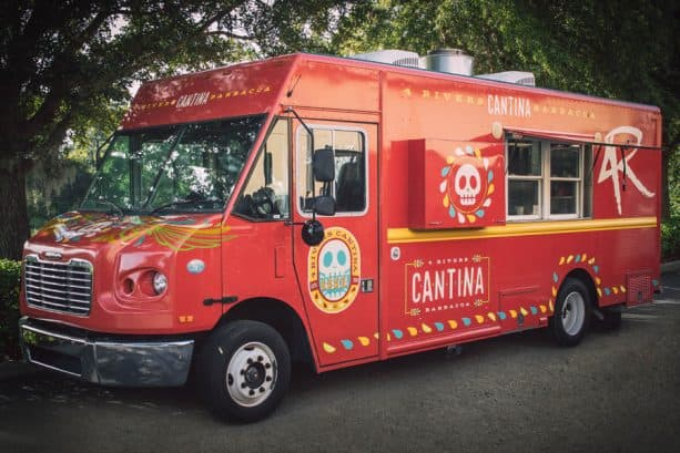 4R Cantina Barbacoa Food Truck at Disney Springs
