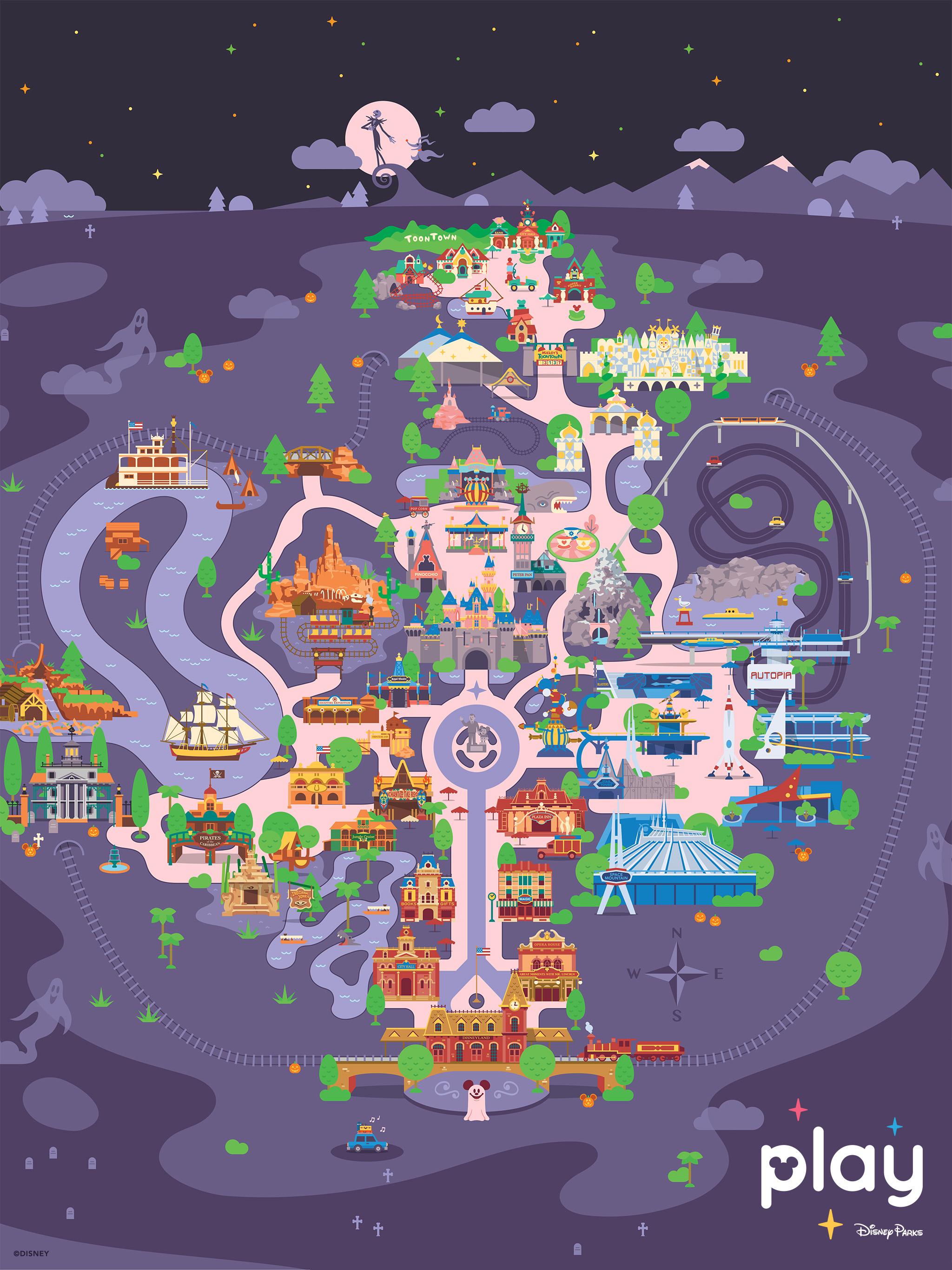 Play Disney Parks Wallpaper Disneyland Park Disney